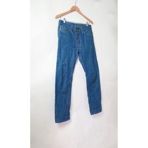 Big John M104b selvedge jeans 29